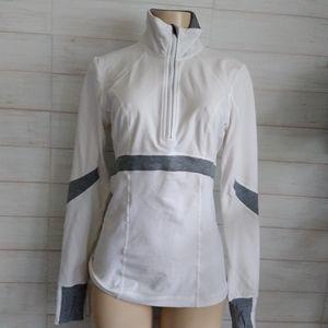 Lululemon star Runner 1/2 Zip Pullover long sleeve